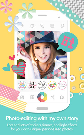 Candy Camera for Selfie 1.73 screenshot 6642