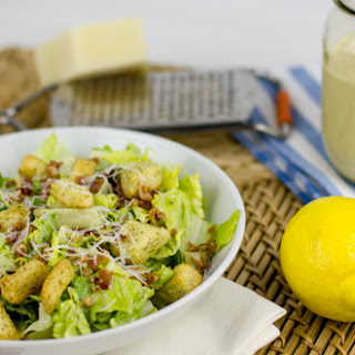 Caesar Salad Dressing Olive Oil Garlic Recipes