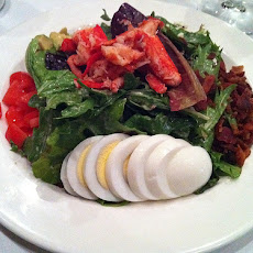Cobb Salad With Warm Bacon Vinaigrette