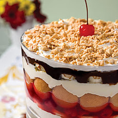 Banana-Split Trifle