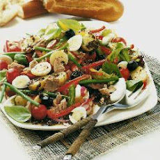 Provençal Tuna And Pepper Salad