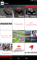 Screenshot of Racing News 2014
