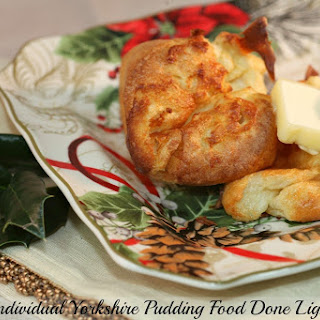 Yorkshire Puddings With Whole Wheat Flour Recipes
