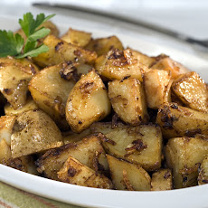 Onion-Roasted Potatoes