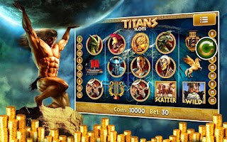 Screenshot of Titan Free Slots Machine Pokie