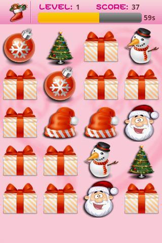 聖誕老人與禮品