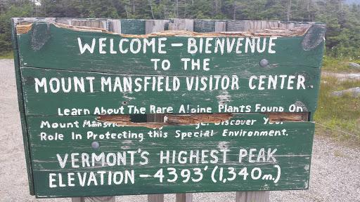 Mt Mansfield Summit Visitor Center