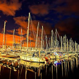 HERZLIYA by JOel Adolfo - Transportation Boats ( transportation )