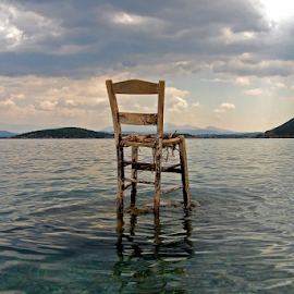 END OF SUMMER by Dim Pol - Artistic Objects Furniture ( d, p, o, l, m, i, , Chair, Chairs, Sitting )