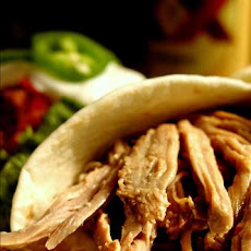 Pork Machaca (Tender Pulled Mexican Pork)