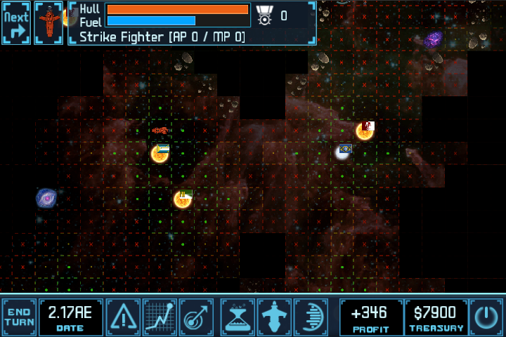Star Traders 4X Empires Elite Screenshot 2