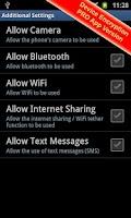 Screenshot of Galaxy Device Encryption FREE