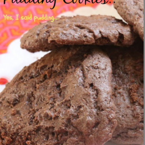 Cooking with Kids Pudding Cookies
