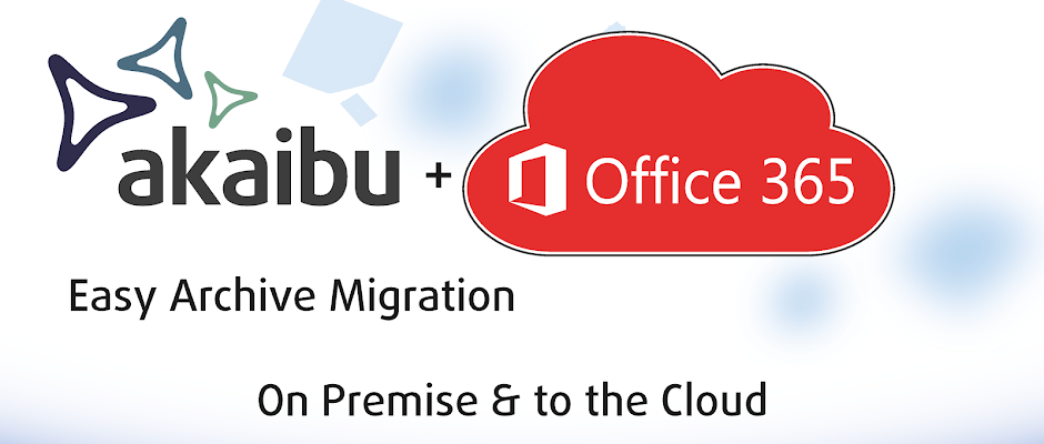 Archive migration to office 365 height