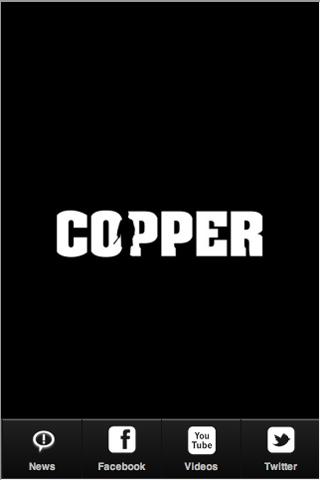 Copper TV Show