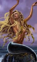 Screenshot of Puzzi Mermaid puzzles in HD