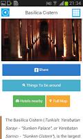 Screenshot of Istanbul Offline Map & Guide
