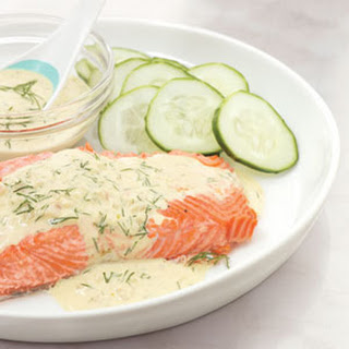 10 Best Salmon With White Wine Dill Sauce Recipes | Yummly