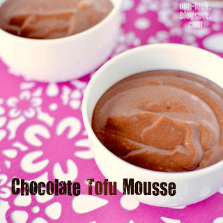 Chocolate Tofu Mousse