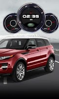 Screenshot of Land Rover Evoque Compass LWP