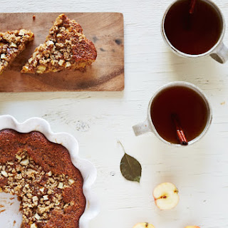 Apple Almond Breakfast Cake (gluten-free)