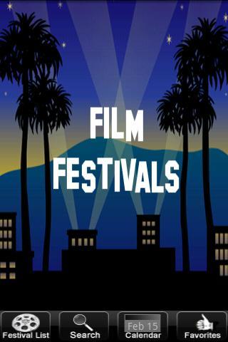 Film Festivals App