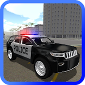 SUV Police Car Simulator APK for Bluestacks