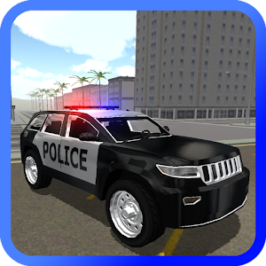 Download SUV Police Car Simulator Apk Download