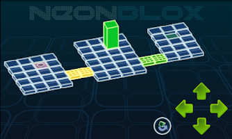 Screenshot of NeonBlox