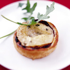 Goat's Cheese & Cranberry Tartlets