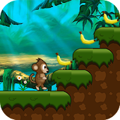 Jungle Monkey Saga APK for Bluestacks