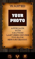 Screenshot of Most Wanted Poster