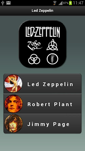 Led Zeppelin Discography