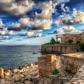 Corsica by Piroshki Photography - Landscapes Travel ( scape, corsica, lighthouse, sea, france, seascape, travel )