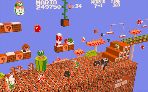 Super Mario Bros. 3D