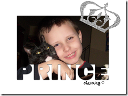 Logan and Sylvester-Prince