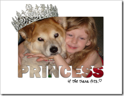 Kylee & Lady-Princess