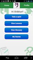 Screenshot of Perfect My English