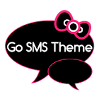 Go SMS Pro: Mac Kitty Gloss icon