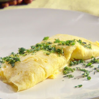 French Omelet with Fresh Herbs