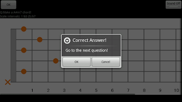 Screenshot of GonA Chord Master