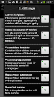 Screenshot of 3Växel