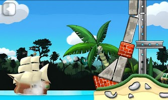 Screenshot of Island Fortress