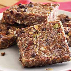 Apricot & Chocolate Chip Energy Bars