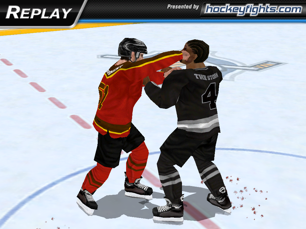 Hockey Fight Pro Screenshot 10