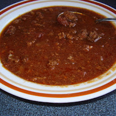 Jay Pennington's Just Plain Good Chili Con Carne