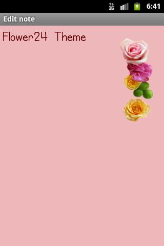 Flower24Theme