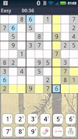 Screenshot of Sudoku Premium