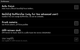 Screenshot of Quick Burst Shot (License)