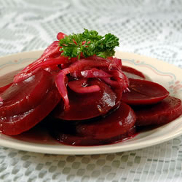 Marinated Beet Salad